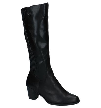 Rieker Bottes hautes en Noir en simili cuir (260576)