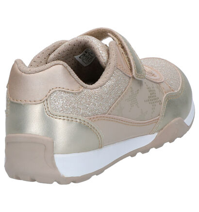 Geox Chaussures basses en Or en simili cuir (265769)