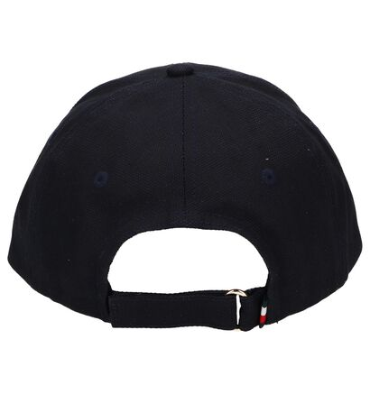 Donkerblauwe Pet Tommy Hilfiger Patch Cap , Blauw, pdp