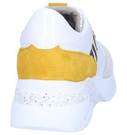Tamaris Baskets basses en Blanc en daim (258830)