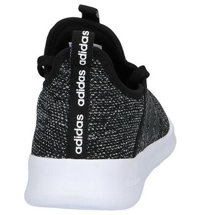 Zwarte Runner Sneakers adidas Cloudfoam Pure, Zwart, pdp