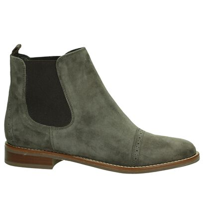 Gosh Taupe Chelsea Boots, Taupe, pdp