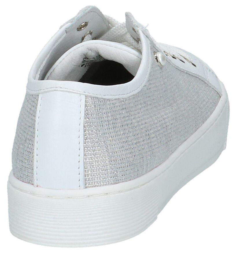River Woods Baskets basses en Blanc en cuir (214790)