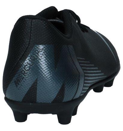 Zwarte Voetbalschoenen met Noppen Nike Vapor 12 Club in kunstleer (222680)