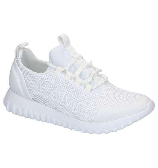 Calvin Klein Chaussures à lacets en Blanc