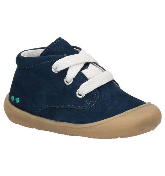 Bunnies Rene Rap Chaussures à lacets en Bleu