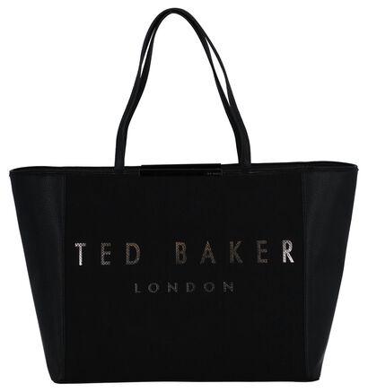Zwarte Shopper Ted Baker Janiice in kunstleer (251674)