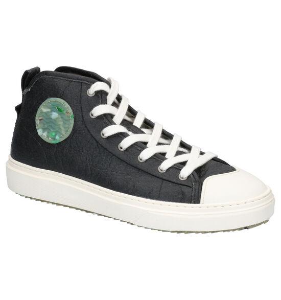 ZOURI Wahoo Zwarte Sneakers