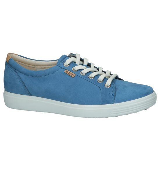 Soft Chaussures à lacets en Pastel