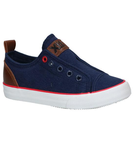 Xti Blauwe Sneakers