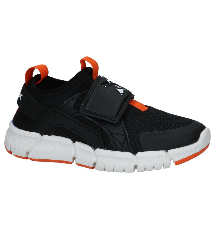 Geox Chaussures basses en Noir en simili cuir (237920)
