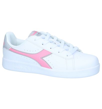 Witte Sneakers Diadora Game P GS, Wit, pdp