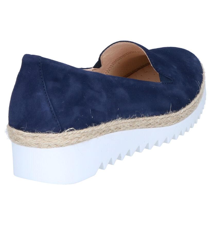 Gabor Easy Walking Loafers en Taupe en nubuck (274040)