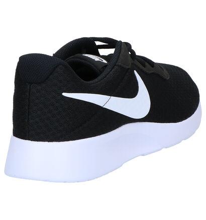 Zwarte Sneakers Nike Tanjun in stof (250311)