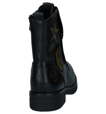 Marco Tozzi Zwarte Boots, Zwart, pdp
