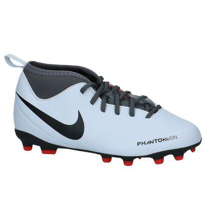 Nike Chaussures de foot en Blanc en synthétique (222606)