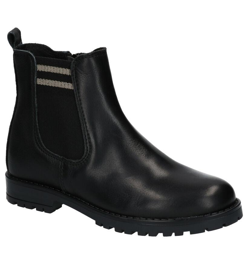 Kipling Lima Chaussures hautes en Noir en cuir (261714)