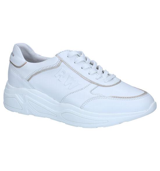 River Woods Witte Sneakers