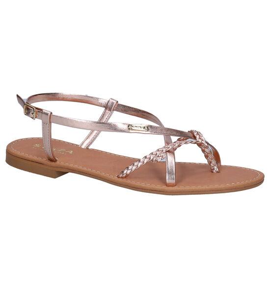 Scapa Roze Sandalen