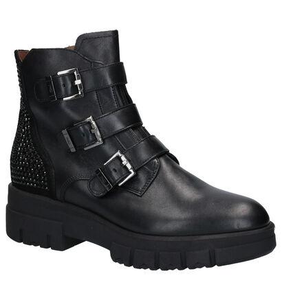 NeroGiardini Zwarte Boots in leer (259789)