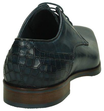 Via Borgo Chaussures habillées  (Bleu foncé), Bleu, pdp