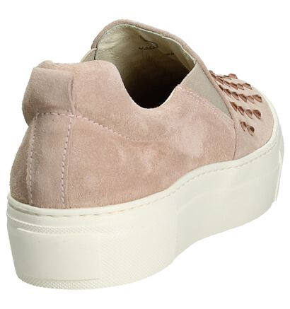 Louisa Chaussures sans lacets  (Rose), Rose, pdp