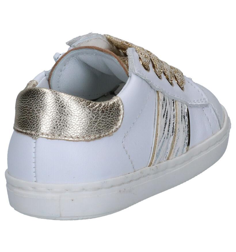 Beberlis Baskets basses en Blanc en cuir (273005)