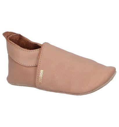 Bobux Chaussures enfants en Cognac en cuir (261091)
