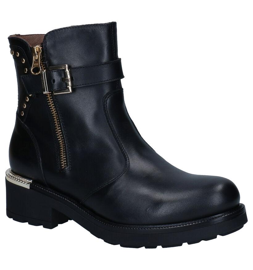 NeroGiardini Zwarte Boots in leer (283198)