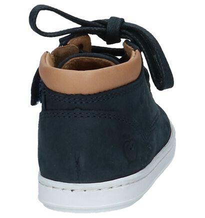 Shoo Pom Chaussures pour bébé  en Bleu foncé en nubuck (215614)