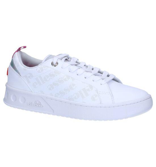 Witte Sneakers Ellesse Mezzaluna