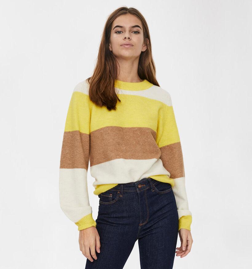 Vero Moda Pull en Multicolore (284387)