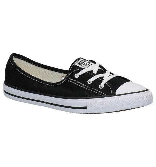 Converse Chuck Taylor AS Zwarte Slip-on Sneakers