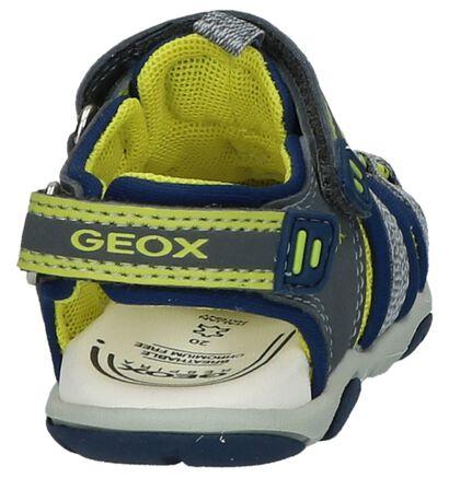 Geox Grijze Babysandalen, Grijs, pdp