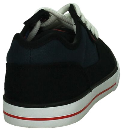 DC Shoes Skate sneakers en Noir en textile (198603)