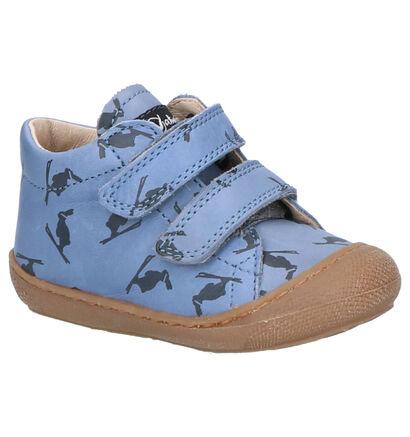 Naturino Chaussures hautes en Bleu foncé en cuir (259888)