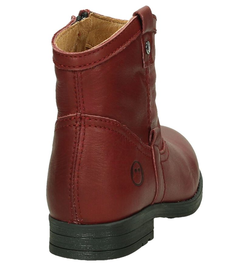 Ghost Rockers Chaussures hautes  (Rouge foncé), 6-60-W16, pdp
