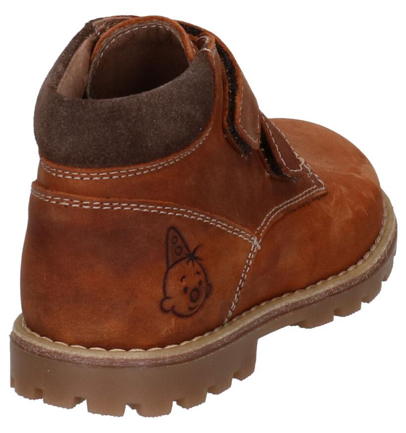 Bumba Chaussures pour bébé  en Cognac en nubuck (254989)