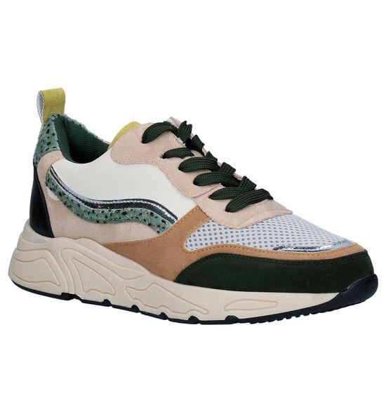 Poelman Chaussures à lacets en Multicolore