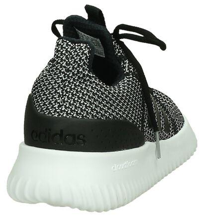 adidas CloudfoamBaskets basses en Rose clair en textile (208783)