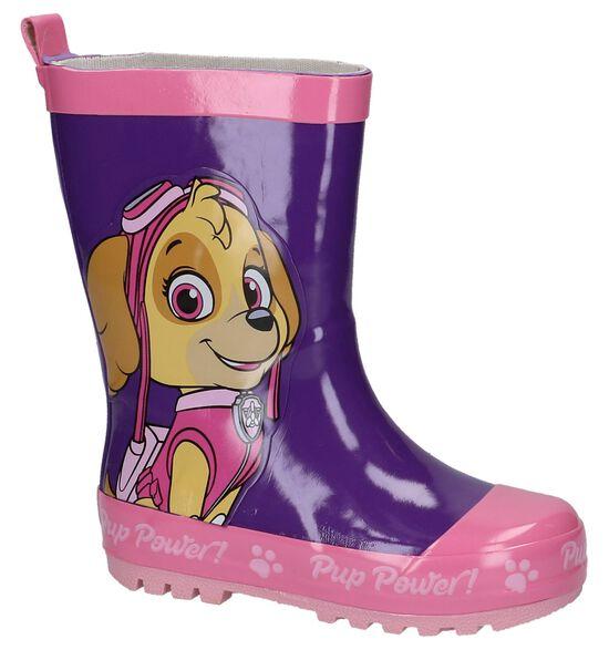 Paw Patrol Bottes de pluie en Violet
