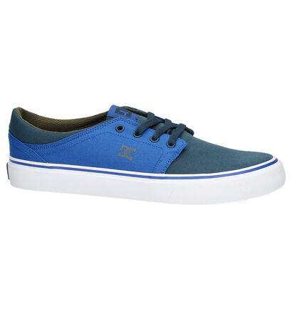 Donker Blauwe Skateschoenen DC Shoes Trase TX, Blauw, pdp