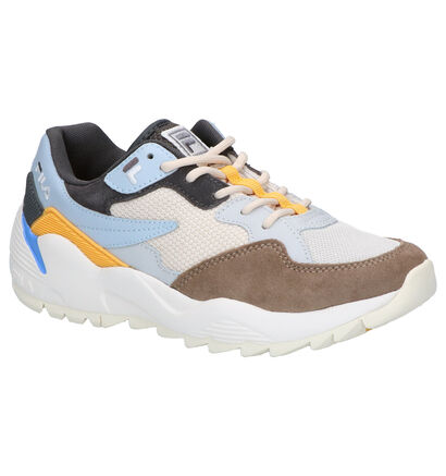 Fila Vault CMR Multicolor Sneakers in daim (253513)