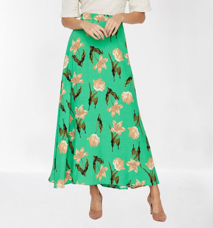 Vero Moda Betty Groene Maxi Rok