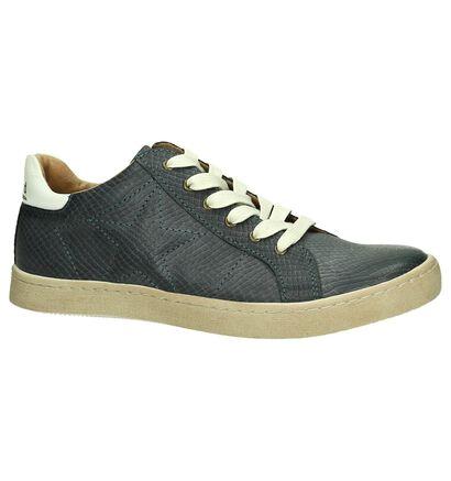Sneakers Donker Blauw Bisgaard in leer (193503)