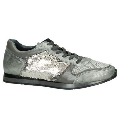 Grijze Sneakers met Pailletten Hampton Bays, Grijs, pdp