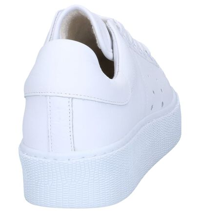 Tango Chantal Baskets en Blanc en cuir (265221)