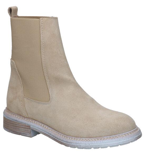 Tango Chelsea Boots en Beige