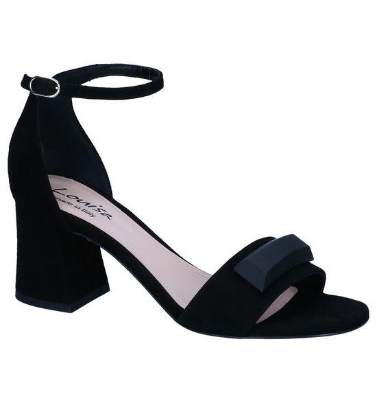 Zwarte Sandalen Louisa Maia 13