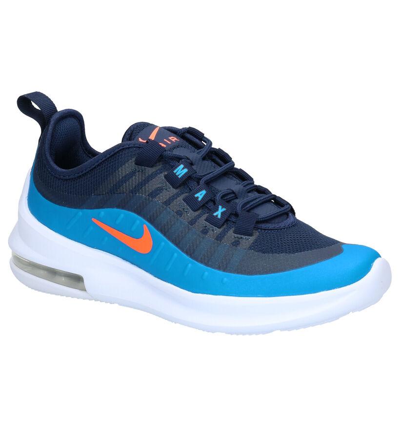 Nike Air Max Axis Baskets en Bleu en synthétique (266170)